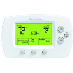 Click here to see Honeywell TH6220D1002 Honeywell TH6220D1002 5-1-1 Programmable Thermostat
