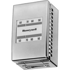 Click here to see Honeywell TP971C2009 Honeywell TP971C2009 Direct Acting-Heating Pneumatic Thermostat