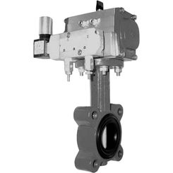 Click here to see Honeywell VFF1GW1YDS Honeywell VFF1GW1YDS 2-Way 2.5-Inch Resilient Seat Butterfly Valve