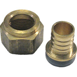 Click here to see   3/4 Inch PEX Female Swivel Adapter, Brass Construction