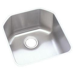 Click here to see Elkay ELUH1618 Elkay ELUH1618 Harmony (Lustertone) Stainless Steel Single Bowl Sink
