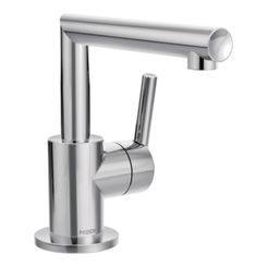 Click here to see Moen S43001 Moen S43001 Arris One Handle Bathroom Faucet, Chrome
