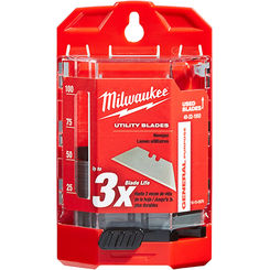 Click here to see Milwaukee 48-22-1950 Milwaukee 48-22-1950 60 PC General Purpose Utility Blades w/ Dispenser