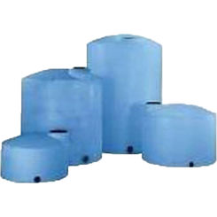 Click here to see Norwesco Fluid 40755 Norwesco 40755 3000 Gallon Heavy Duty Vertical Blue Tank