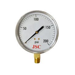 Click here to see   Jones Stephens G60200  200 Psi 2 Pressure Gauge