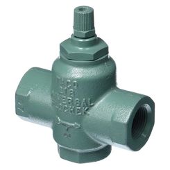 Click here to see Taco 218-3 Taco 218-3 Cast Iron Flo-Check Valve, Universal Position, NPT