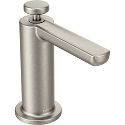 Click here to see Moen S3947SRS Moen S3947SRS Spot Resist Stainless Modern Soap Dispenser