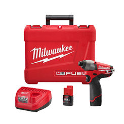 Click here to see Milwaukee 2406-22 Milwaukee 2406-22 M12 1/4
