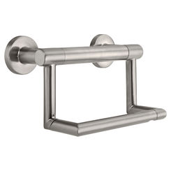 Click here to see Delta 41550-SS Delta 41550-SS Stainless Steel Toilet Paper Holder/Assist Bar
