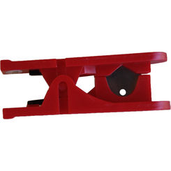 Click here to see   Red Plastic Tube Cutter