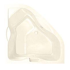 Click here to see Aquatic AI6AIR6060-BO Aquatic Bath AI6AIR6060-BO Bone Center Drain 59