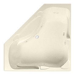 Click here to see Aquatic 9560620-AL Aquatic Bath 9560620-AL Almond Center Drain 60