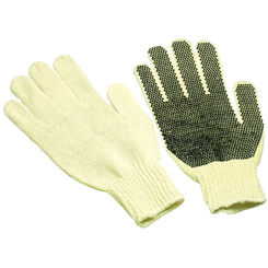 Click here to see Seattle Glove S-0316D String Knit PVC Dot Glove Men's