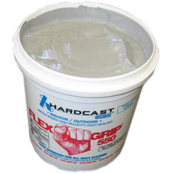 Click here to see Hardcast 304132 Hardcast 304132 Flex-Grip 550 Water Based Duct Sealant
