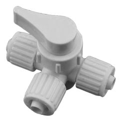 Click here to see Flair-It 06900 Flair-It 06900 PEX 3-Way Bypass Valve - 3/8