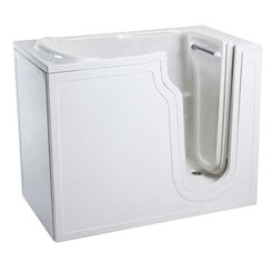 Click here to see Mansfield 8310-WHT Mansfield Restore Walk-in Soaking Tub - Left Hand Drain Model 8310-WHT
