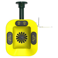 Click here to see Speakman SE-1000 Speakman SE-1000 Yellow Optimus Wall-Mounted Eye and Face Wash System