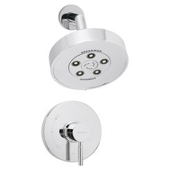 Click here to see Speakman SM-1010-P Speakman SM-1010-P Neo Chrome Shower System Combination