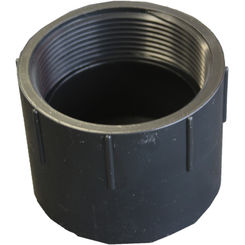 Click here to see Commodity  1-1/2 Inch ABS Female Adapter, ABS Construction