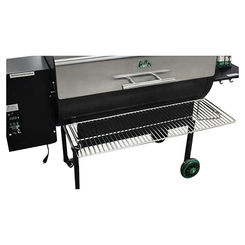 Click here to see Green Mountain Grills GMG-4010 Green Mountain Grill GMG-4010 Front Shelf for Jim Bowie Grills