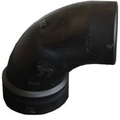 Click here to see Commodity  2 Inch ABS 90 Degree Steet Elbow, ABS Construction