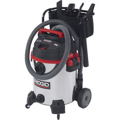 Click here to see Ridgid 50353 Ridgid 1610RV Stainless Steel Sixteen Gallon Wet/Dry Vacuum With Cart