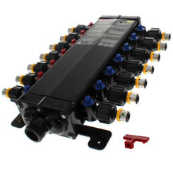 Click here to see Viega 49143  Viega Manabloc 49143 14-Port Distribution Manifold, 1/2
