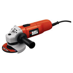 Click here to see Black & Decker 7750 Black & Decker 7750 Corded Angle Grinder, 5.5 A, 10000 rpm, 4-1/2 in Wheel, 5/8-11 Shank