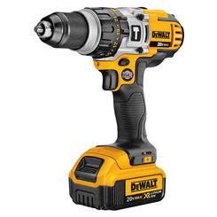 Click here to see Dewalt DCD985M2 Dewalt DCD985M2 Hammerdrill Kit, 20 Volt, 3 Speed, Premium