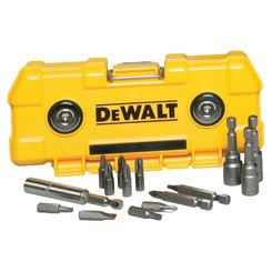 Click here to see Dewalt DWMTC15 Dewalt DWMTC15 Magnetic Tough Case Set, 15 Pieces