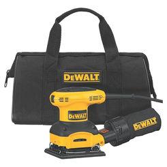 Click here to see Dewalt D26441K Dewalt D26441K Sander, 120 V, 2.4 A, 14000 opm
