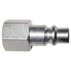 Click here to see Plews CP26-22 Plews & Edelmann Amflo Type-E Hose Plug, 3/8 X 1/4 in, I/M X FNPT, 300 psi