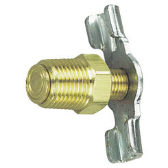 Click here to see Plews 21-557GS Plews 21-557 Drain Cock, 1/4 in NPT, Brass