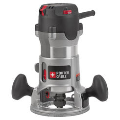 Click here to see Porter-Cable 892 Porter-Cable 892 Round Base Corded Router Kit, 120 VAC, 12 A, 2-1/4 hp, 10000 - 23000 rpm