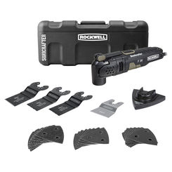 Click here to see Rockwell RK5131K Rockwell RK5131K Sonicrafter Oscillating Tool Kits, 3.5 Amp