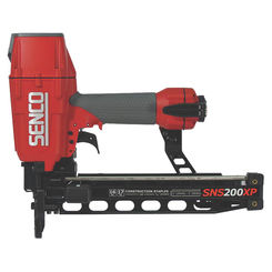 Click here to see Senco 7B0001N Senco 7B0001N Heavy Wire Pneumatic Construction Stapler, 2 in, 17 - 16 ga, 160 Staple