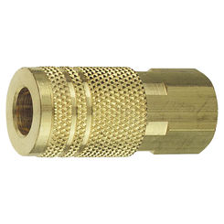 Click here to see Tru-Flate 13-536 Tru-Flate 13-536 Air Line Coupler, 3/8 in, FNPT, 300 psi