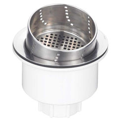 Click here to see Blanco 441231 Blanco 441231 Stainless Steel 3-in-1 Basket Strainer