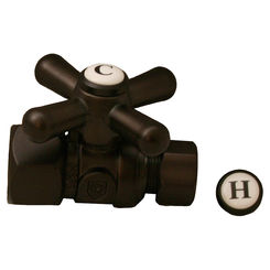Click here to see Jones Stephens S4302RB Jones Stephens S4302RB Oil Rubbed Bronze - Cross Handle 1/2