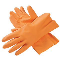 Click here to see 3M 90012T Tekk Protection 900 Reusable Protective Gloves, Large, Natural Rubber, Cotton Flocked Lining
