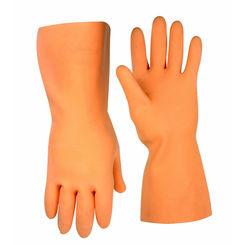 Click here to see CLC 2308L CLC 2308L Large Orange Latex Stripper Gloves