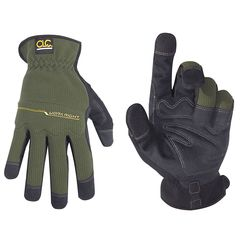 Click here to see CLC 123X Custom Leathercraft 123X Workright Gloves, Synthetic Leather, XLarge