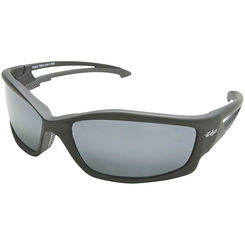 Click here to see Edge TSK21-G15-7 Edge Kazbek TSK21-G15-7 Polarized Safety Glasses, G-15 Silver Mirror Scratch Resistant Lens