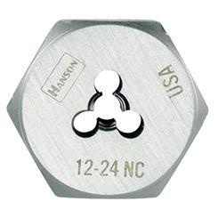 Click here to see Irwin 9318 Hanson 9318 Machine Screw Hexagonal Die, 6-32 NC, 1\