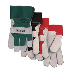 Click here to see Kinco 1932-M Kinco 1932-M Medium Split Cowhide Leather Palm Gloves