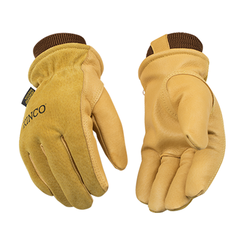 Click here to see Kinco 94HK-XL Kinco 94HK-XL Extra-Large Grain Pigskin Leather Gloves
