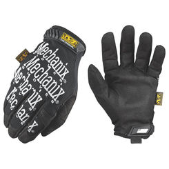Click here to see Mechanix MG-05-012 MECHANIX MG-05 Mechanic Gloves, Size 12, 2X-Large, Clarino Synthetic Leather, Black