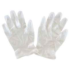 Click here to see Mintcraft PVG-100B Mintcraft PVG-100B Gloves, Vinyl, Disposable, 100 Gloves Per Pack