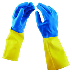 Click here to see Spontex 11952 Spontex 11952 Protector Gloves, Rubber, Medium