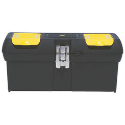 Click here to see Stanley 16013R Stanley 2000 Tool Box With Tray 8.19\